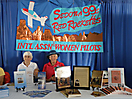 99s Booth at the Sedona Fair, 2009