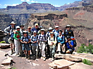 Westerners in Grand Canyon
