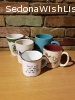 180+ Coffee Mugs Available for Use and Re-Use